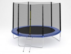Батут Diamond Fitness External 10ft (305 см)
