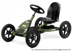 Веломобиль Jeep Junior BFR K